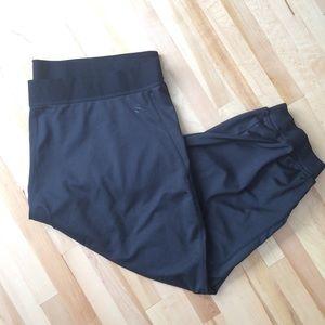 H&M SPORT Cropped Workout Pants size XL women's